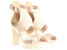 Дамски сандали, 228010rz
